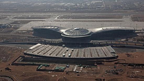 鄂爾多斯機場保溫防水施工案例